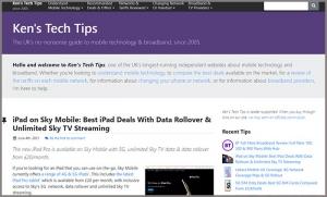 Ken's Tech Tips