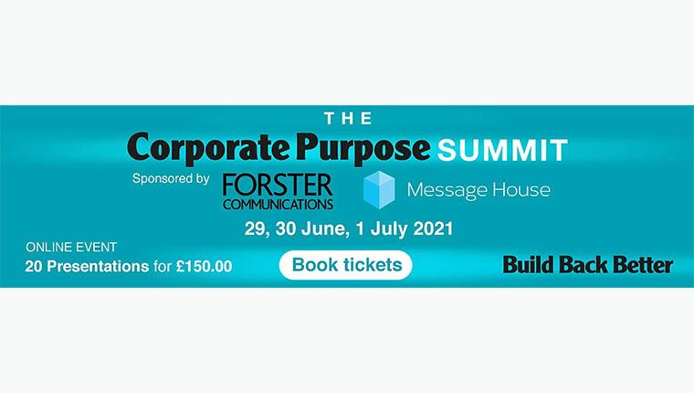 Corporate Purpose Summit