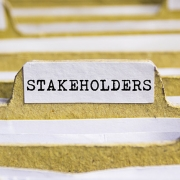 Your team are key stakeholders too