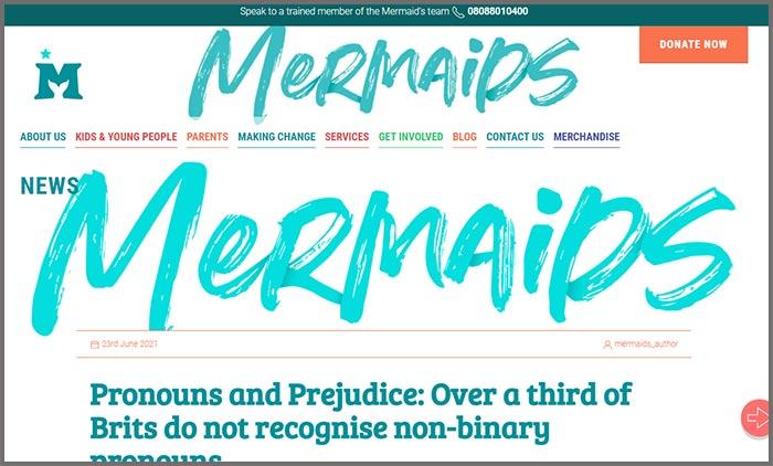 Mermaids Blog