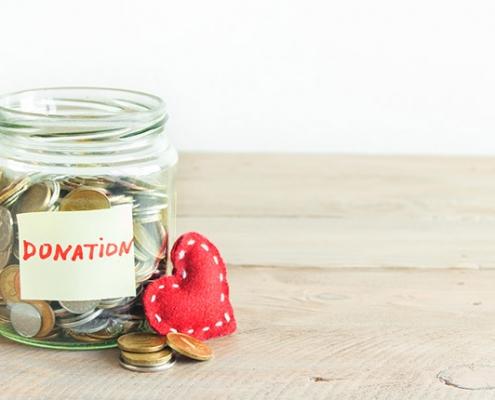Charity blog ranking