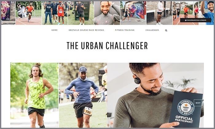 The Urban Challenger